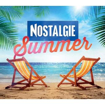 Nostalgie Summer Digipack