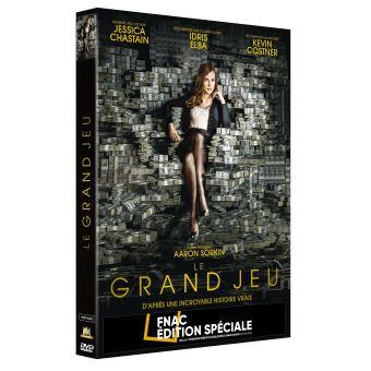 Le Grand jeu Edition Fnac DVD