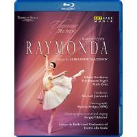 Raymonda Blu-ray