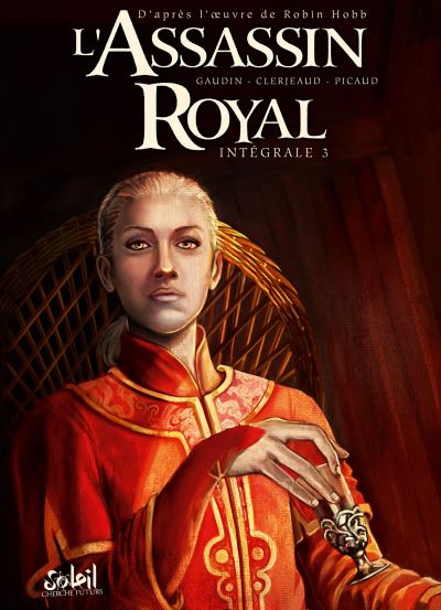 Assassin Royal Intégrale 3 - T8 à