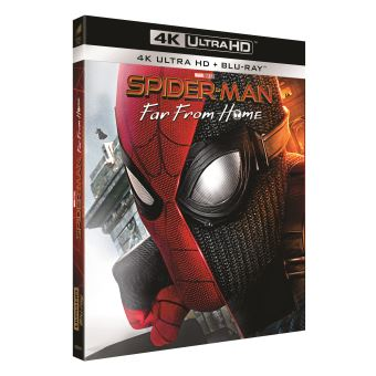 Spider-ManSpider-Man : Far From Home Blu-ray 4K Ultra HD