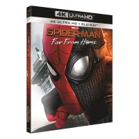 Spider-Man : Far From Home Blu-ray 4K Ultra HD