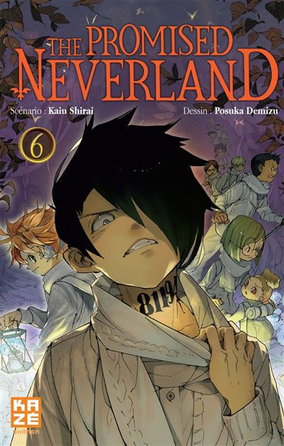 The Promised Neverland T06 - 9782820337207 - 4,99 €