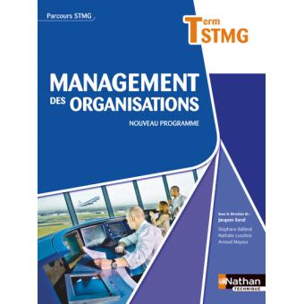 Management organisat term stmg