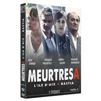 Meurtres à l'île d'Aix Bastia DVD