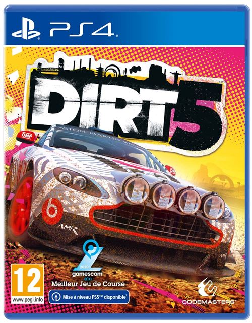 Dirt 5 Day One Edition PS4