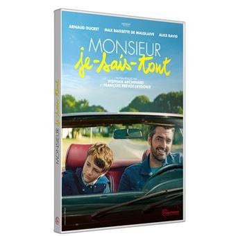 Monsieur Je-Sais-Tout DVD