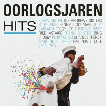 OORLOGSJAREN HITS/2CD