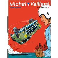 Michel Vaillant, L'Intégrale - Michel Vaillant, L'intégrale, tome 3 (Volumes 7 à 9) (réédit