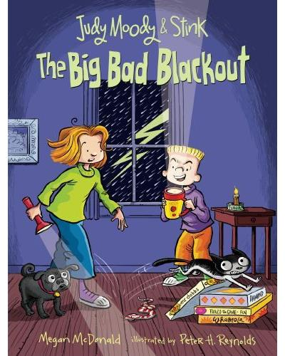 Judy Moody & Stink : The big bad blackout