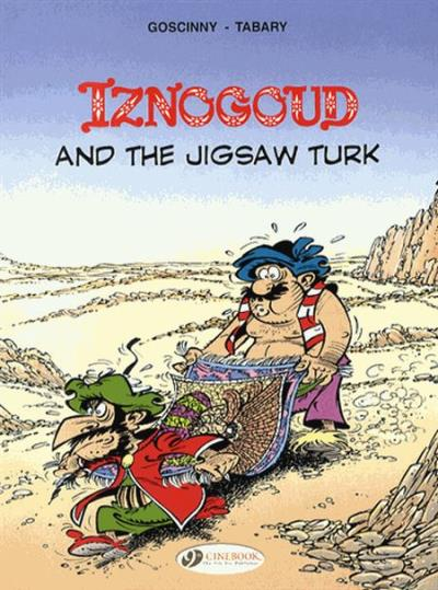 Iznogoud - tome 11 Iznogoud and the Jigsaw Turk