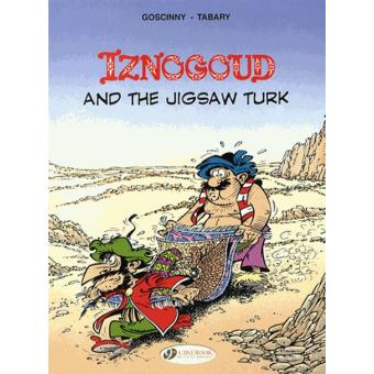 Les aventures du grand vizir IznogoudIznogoud - tome 11 Iznogoud and the Jigsaw Turk