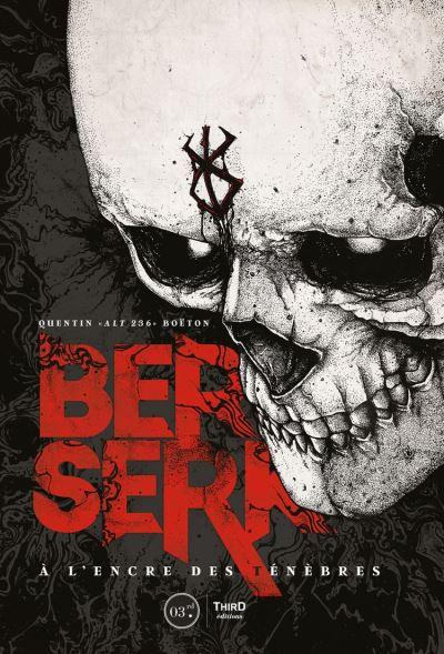 Berserk - A l'encre des ténèbres - 9782377842544 - 11,99 €