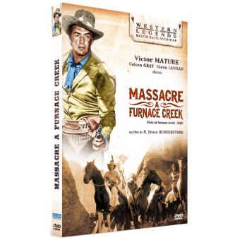 Massacre a furnace creek/edition vf