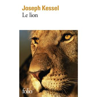 Le Lion Poche Joseph Kessel Achat Livre Ou Ebook Fnac