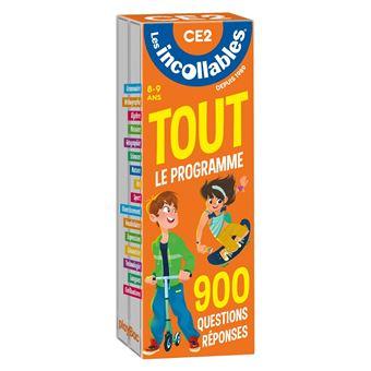Les incollablesTout le programme du CE2
