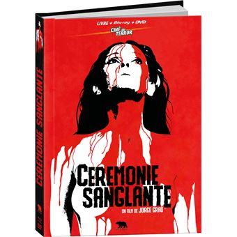 Cérémonie sanglante Combo Blu-ray DVD