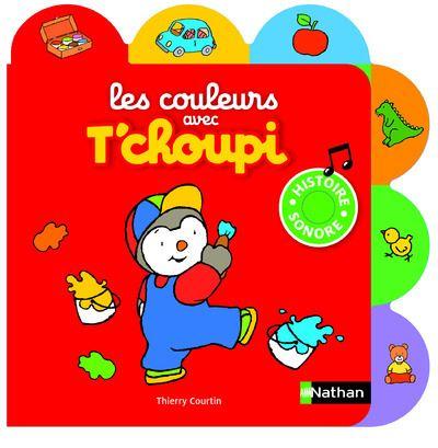 T'choupi -  : Les couleurs avec T'choupi
