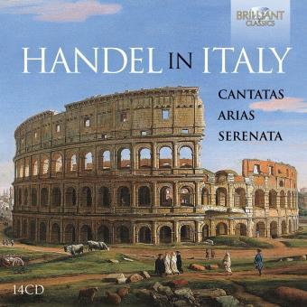HAENDEL IN ITALY
