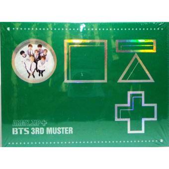 3rd Muster Digipack DVD