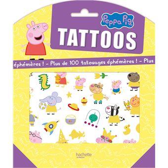 Peppa PigMes tattoos