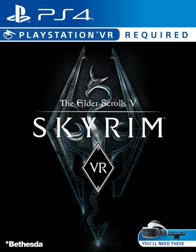 The Elder Scrolls V Skyrim PS4 VR