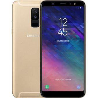 Samsung Galaxy A6+ Gold + Proxi Sim