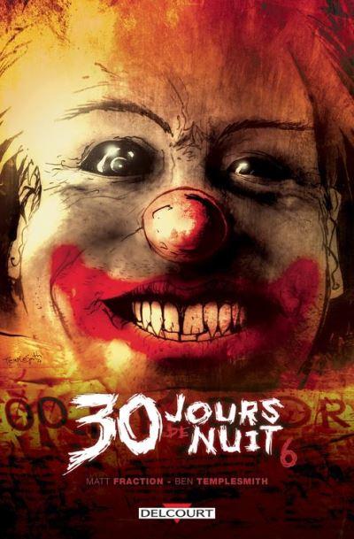 30 Jours de nuit T06 - Juarez - 9782413009443 - 9,99 €