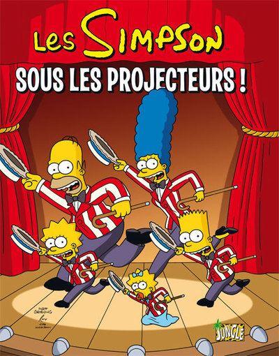 Les Simpson - tome 13 Sous les projecteurs