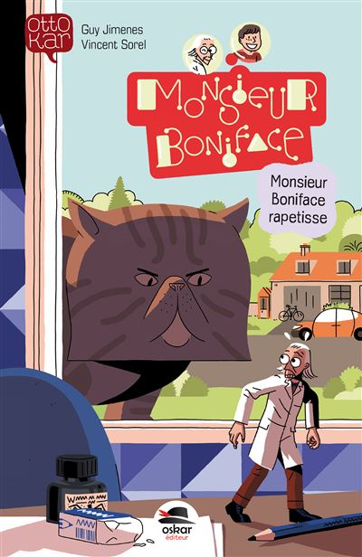 Monsieur boniface rapetisse