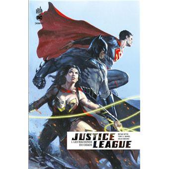 Justice leagueRebirth