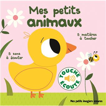 Mes Petits Animaux Livre Sonore