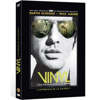 VinylVinyl Saison 1 DVD