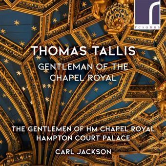 Gentleman of the chapel royal