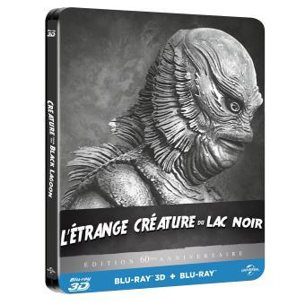 L'Etrange créature du Lac noir Blu-Ray