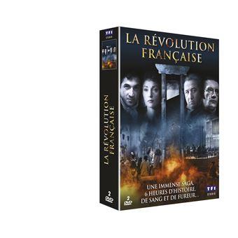La Révolution françaiseCoffret La Révolution Française DVD