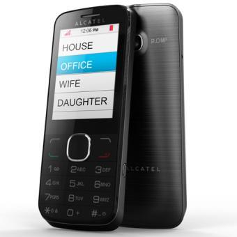 Téléphone GSM ALCATEL ONE TOUCH 2005D NOIR