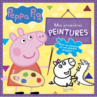 Peppa PigMes premières peintures