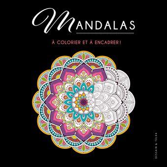 Mandalas A Colorier Et A Encadrer Broche Collectif Achat Livre Fnac