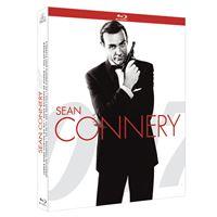 Coffret Sean Connery La Collection James Bond 007 6 Films Blu-ray
