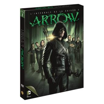 ArrowArrow Saison 2 DVD