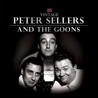 Peter sellers and the goons