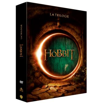 Bilbo le HobbitHobbit Trilogy 3D DVD-Box