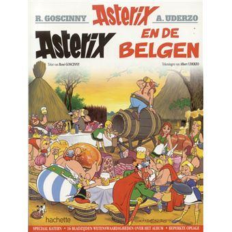 AstérixAsterix en de Belgen (SC)
