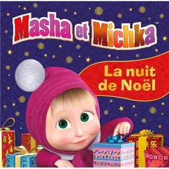 Masha et MichkaMasha et Michka - La nuit de Noël