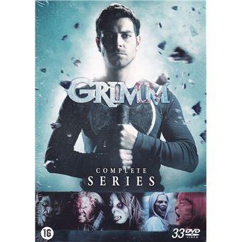 GrimmGrimm Saison 1 à 6 DVD