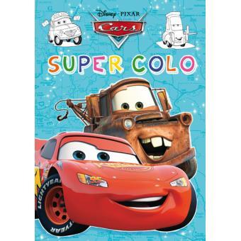 Cars Super Coloriage Cars