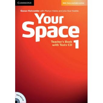 YOUR SPACE 1 - TEACHER'S BOOK WITH TESTS CD