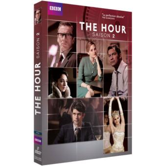 The HourCoffret The Hour Intégrale de la Saison 2 DVD