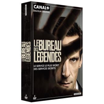 Le Bureau des légendesLe Bureau des légendes Saison 1 Coffret DVD